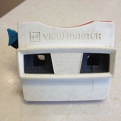 GAF Viewmaster 3D stereo viewer