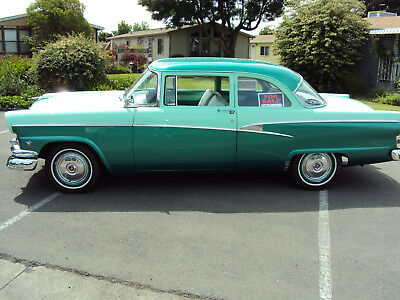 1956 Ford Other  1956 Ford Custom Line 2 Door Post