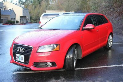 2011 Audi A3 Quattro 2011 Audi A3 2.0T Quattro - APR Stage 2 tune, fully loaded and well-maintaned