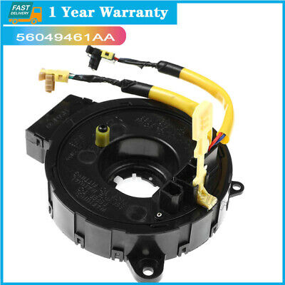 For Chrysler Dodge Ram Dakota Mitsubishi 56049461AA Spiral Cable Clock Spring