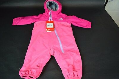 5fcd3cd57 NWT NORTHFACE INFANT Tailout Triclimate Snow Suit Cha Cha Pink 3-6M ...