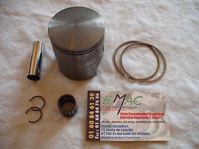 kawasaki 350 s2 s2a 350s2 kit piston complet , a  X  3 , 6 cotes disponibles