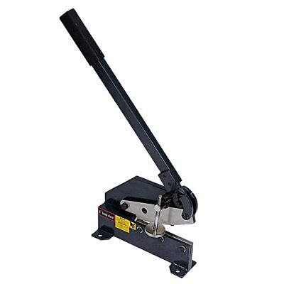 Industrial HS-8 8-Inch Sheet Metal Plate Shear Heavy Steel Frame Mounting