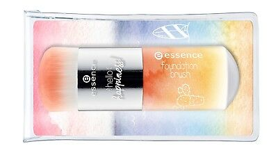 "ESSENCE LE ""hello happiness!"" foundation brush NEU&OVP"