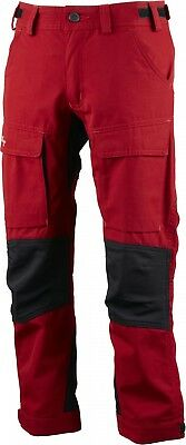 Lundhags Authentic Jr Pant Outdoorhose (red)