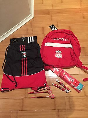 Liverpool Football Club Soccer Pack