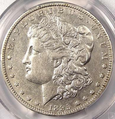 1895-O Morgan Silver Dollar $1 - PCGS XF Details (EF) - Rare Date Certified Coin