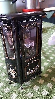 dolls house12th scale French style cabinet