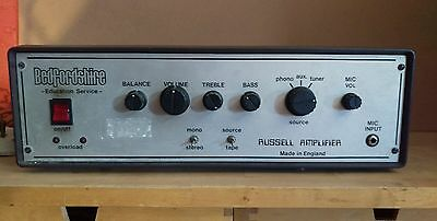 Russell Vintage Schools PA Amplifier