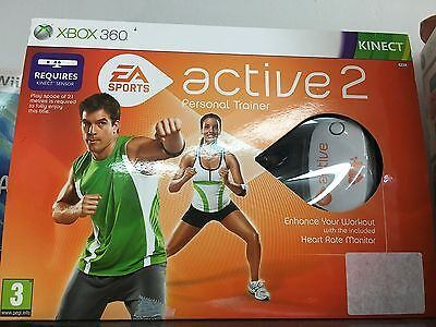 Ea Sports Active 2 Bundle (Microsoft Xbox 360)