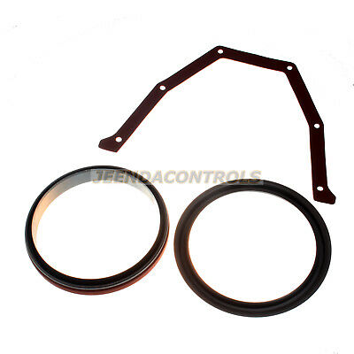 Rear Crankshaft Oil Seal Wear Sleeve & Steel Installer For Cummins 89-Up 12V 24V