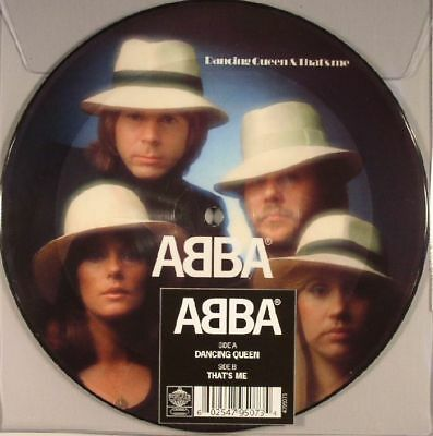 """ABBA - Dancing Queen/That's Me: 40th Anniversary Edition - Vinyl (7"""")"""