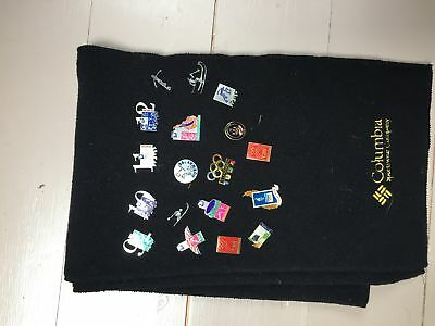 1994-1996 Olympic Badge Collection Atlanta Lillehammer 48 total
