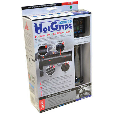 Oxford Premium Touring Heated Hot Grips