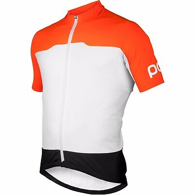 POC Essential AVIP Short Sleeve Jersey Size -  LARGE MULTICOLOUR