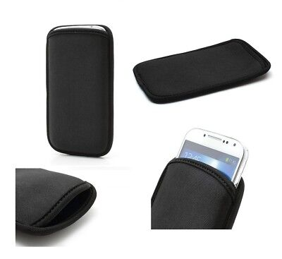 for VERYKOOL RS90 VORTEX Neoprene Waterproof Slim Carry Bag Soft Pouch Case