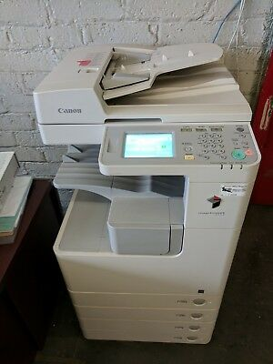 Cannon ImageRunner 2525, gently used for 6 years with minimum copies made