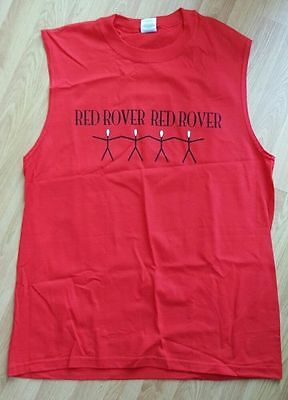 Fleetwood Mac - RED ROVER - Weve come to take you over 2004 tour t-shirt tanktop