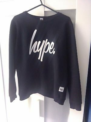 Navy hype Jumper age 13