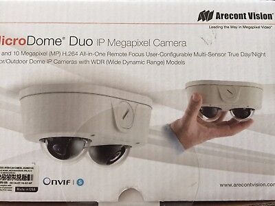 ARECONT VISION 6 Megapixel (MP) H.264 All-in-One Remote Focus. AV6656DN-08
