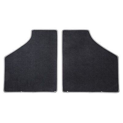 Classic Mini 1973-On Top Quality Front Footwell Mats Gac6902