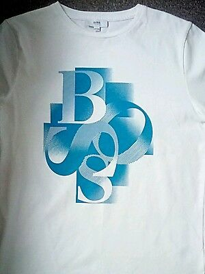 Boys age 10 Hugo boss t shirt