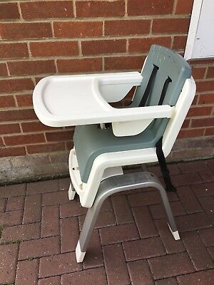 Nuna mamas and papas high chair