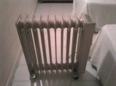 radiator electric oil filled fagor 2000 watts portable