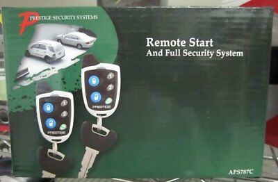 Audiovox Aps787C Advanced Remote Start