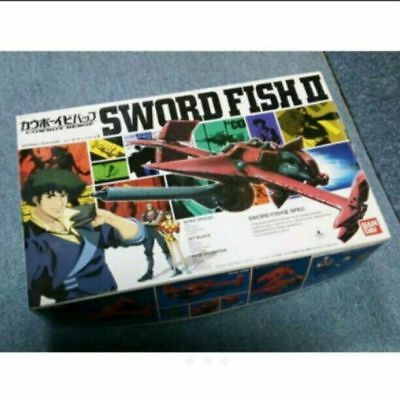 Bandai Cowboy Bebop : SWORD FISH 2 model kit 1/72 Scale from Japan