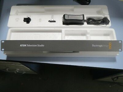 Blackmagic ATEM Television Studio Switcher Great Condition!!!!