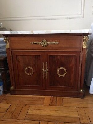 French Empire Night Stands