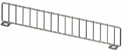 "*NEW* Lozier FSF303 Free Standing Wire Shelving Front 30"" x 3"" (Qty 20)"