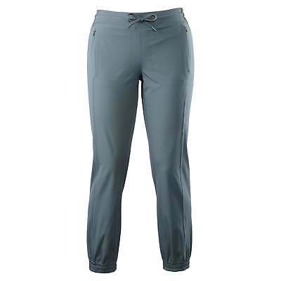 Kathmandu Ravel Womens Comfortable Stretchy Relaxed Fit Travel Pants v2 Blue