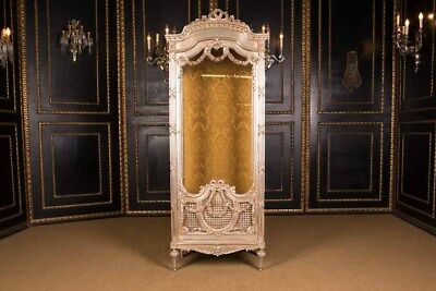High Quality French Cabinet with Garlands in the Louis XVI Style