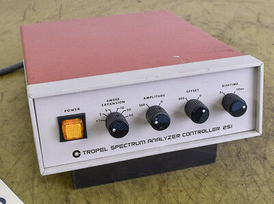 Spectrum Analyzer Controller; Tropel 251 (CTAM #2202)