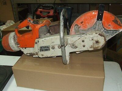 "Stihl TS 350 12"" Concrete Cut Off saw"