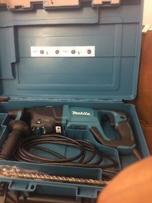 "Makita 1"" Rotary Hammer SDS-plus Model #HR2621"