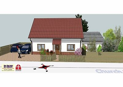 3 bedroomed house in norwich norfolk nr1 215 for Build a house for 200k