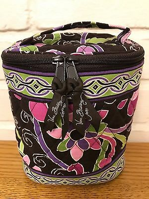 Vera Bradley Purple Punch (Ret) Cool Keeper Lunch Tote Cosmetic Bag