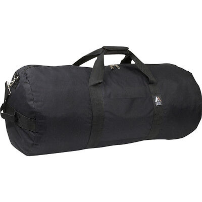 """Everest 30"""" Round Duffel 2 Colors Travel Duffel NEW"""