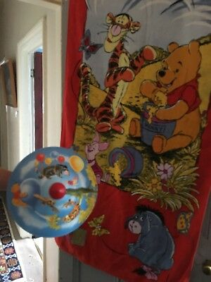 Winnie the Pooh Towel and Light Shade