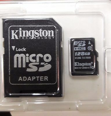 Memory Card 128gb Micro SD Class10 Wholesale With Adapter For phones only !