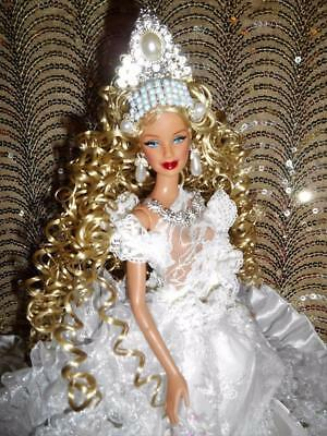 Ethereal Kingdom of Light Elven Queen ~ Barbie doll ooak Elf Dakota's Song