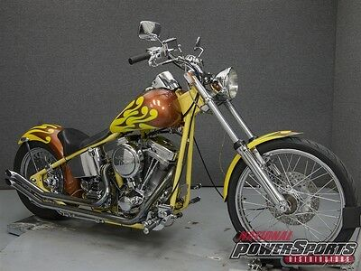 Other Makes RIGID CHOPPER  2003 MILWAUKEE MOTORCYCLE RIGID CHOPPER Used