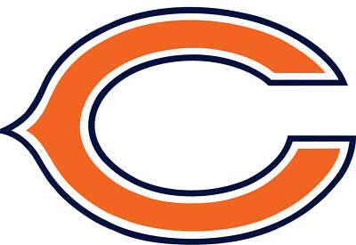 Chicago Bears Team Logo Stickers
