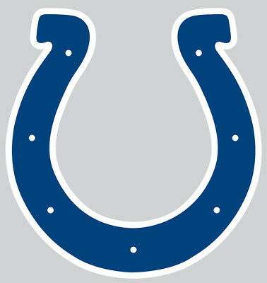 Indianapolis Colts Team Logo Stickers
