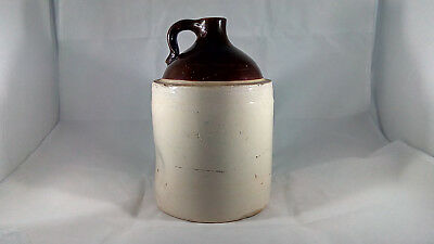 Antique Moonshine Jug with Imperfection, Looks Great