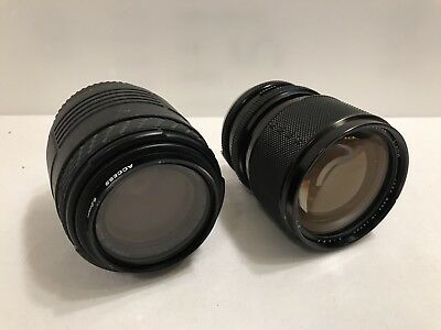 Lot Of Two Sigma Lenses