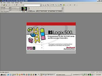 """BASIC LEVEL""  RSLogix 500 Training, Turorials and How-To DVD Videos"